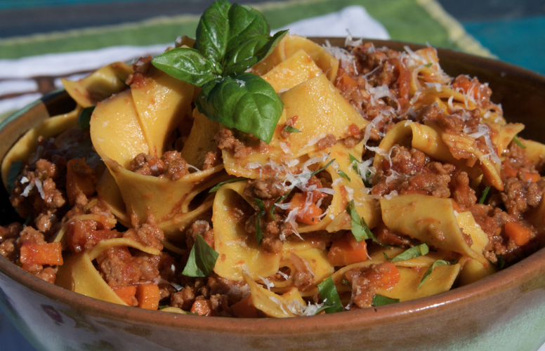 Fatima's Ragù alla Bolognese : make bolognese sauce the real way ...